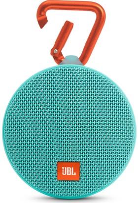 JBL CLIP2 Bluetooth Hoparlör Ipx7 Turkuaz