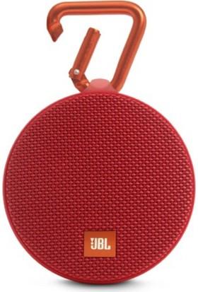 JBL CLIP2 Bluetooth Hoparlör Ipx7 Kırmızı