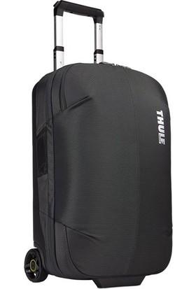 Thule Subterra Carry On 55Cm 22 İnç CA.TSR336DSH Dark Shadow Notebook Tekerlekli Seyahat Çantası