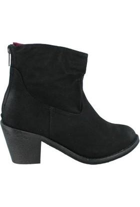 Skechers 48256-BLK Çizme