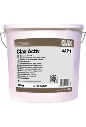 Diversey Clax Activ 4Ap1 Klorlu Toz Ağartıcı