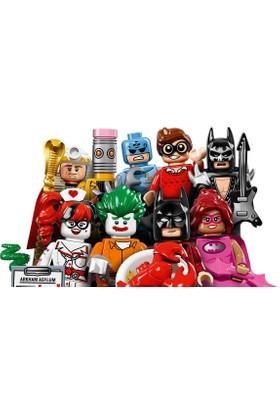 Lego Batman Movie - 71017 Minifigür Serisi - Tam Set