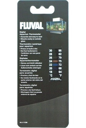 Fluval Edge Akvaryum Derecesi