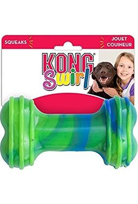 Kong Swirl Sesli Oyuncak Kemik S (Çeşitli Renk)
