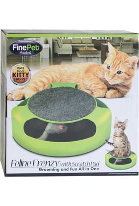Wıngpet Tırmalamalı Kedi Oyuncağı Ø 25