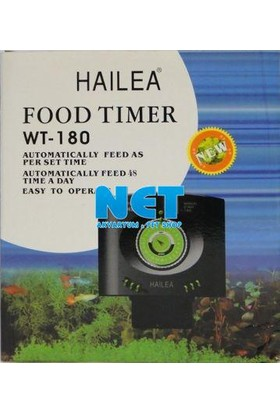 Hailea Warm Tone Food Timer Wt-180 A