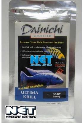 Dainichi Cichlid Ultima Krill Baby 100 Gr. 1 Mm