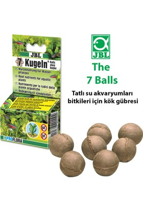 Jbl The 7 Balls Kök Gübre Topu