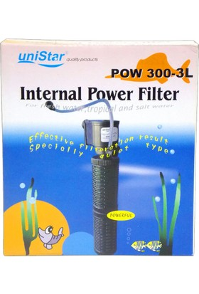 Unıstar Unistar İç Filtre 1400 L/H