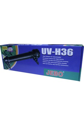 Jebo Jebo Uv-H36 Ultraviyole Filtre 36W