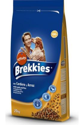 Brekkies Excel Dog Mix Lamb & Rice 20 Kg