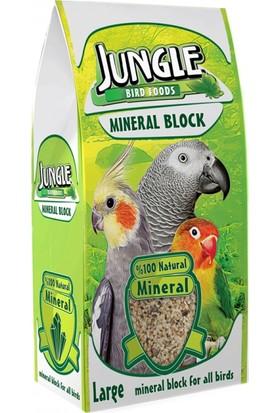 Jungle Mineral Blok Büyük 8'Li Paket