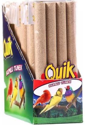 Quik Kumlu Tünek 4'Lü 10'Lu Paket