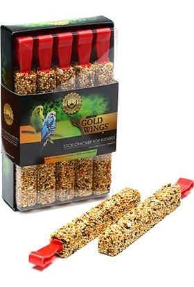 Gold Wings Premium Muh.Krakeri Ballı-Meyveli 10'Lu