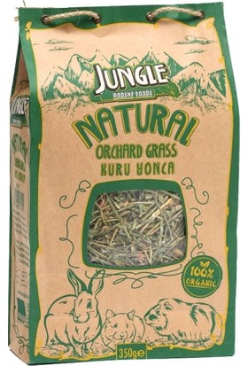Jungle Kuru Yonca Kemirgen Otu 350 Gr