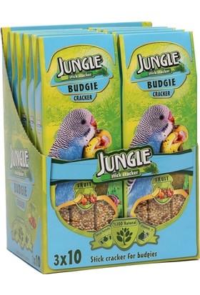 Jungle Kraker Meyveli 3'Lü 10'Lu Paket