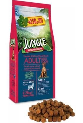 Jungle 2,75 Kg Kuzu Etli Yetişkin Köpek Maması