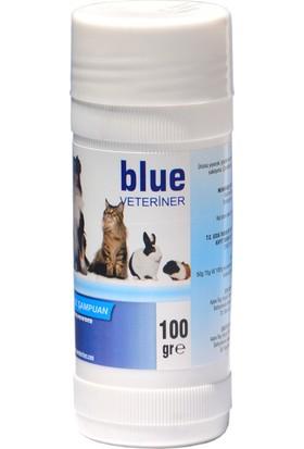 Pet Preety Toz Şampuan Blue