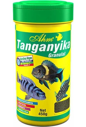 Ahm Tanganyika Green Gran.250 Ml