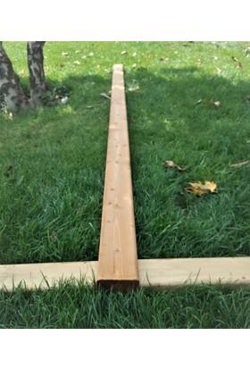 Tekzen Silinmiş Kereste Ladin 3.3x8.5x300 cm - 4 Adet