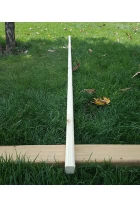 Tekzen Silinmiş Kereste Ladin 3x3x300 cm - 8 Adet