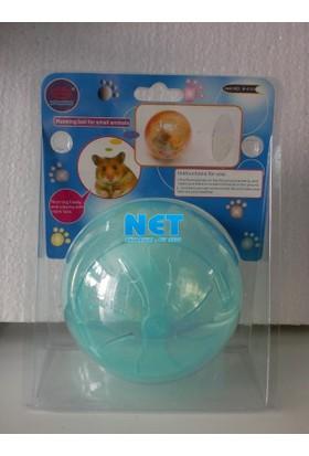 Dayang Hamster Topu Oyuncak ( Çap 12 Cm ) Yeşil