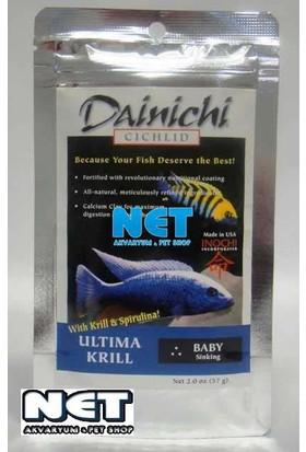 Dainichi Cichlid Ultima Krill Baby 250 Gr. 1 Mm