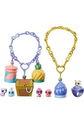 Minişler Pet Shop Tropical Treasures Mini Miniş ve Aksesuar Seti