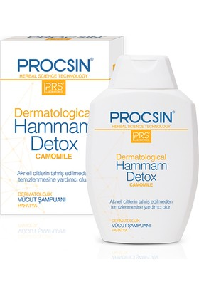 Procsin Hamam Detoks Papatya