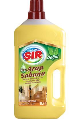 Sır Sıvı Arap Sabunu 1 lt