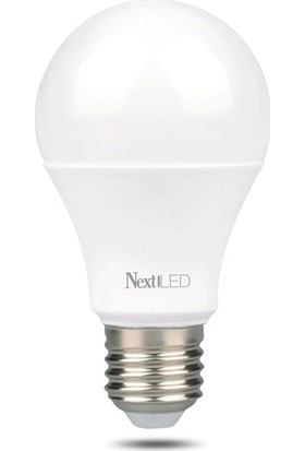 Nextled (Next&Nextstar) E27 9W Şarjlı Led Ampul Beyaz