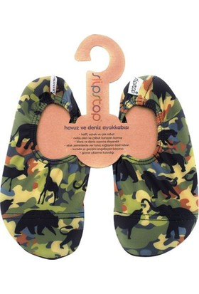Slipstop Çocuk Safari Havuz-Deniz Ayakkabısı