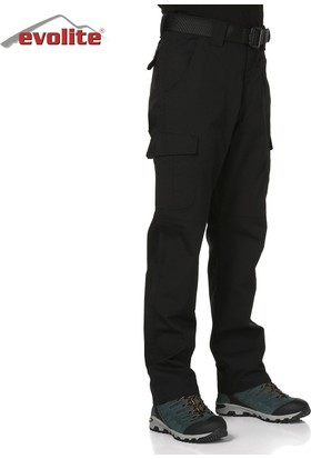 Evolite Goldrush Tactical Erkek Pantolon - Siyah