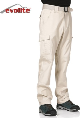 Evolite Goldrush Tactical Erkek Pantolon - Bej