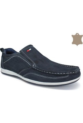 Sepetti Deri Erkek Ayakkabı