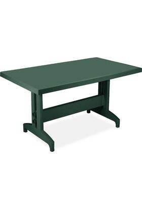 Papatya Prestıge Masa Koyu Yeşil