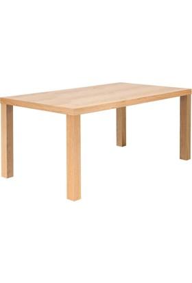 Woodha Masif Yemek Masası