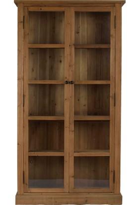Woodha Masif Vitrin Asana