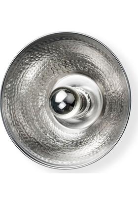 Parlaq Mimarlık Bowl Aplik Krom