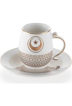 Schafer Ottoman Kahve Fincan Takımı(62236)