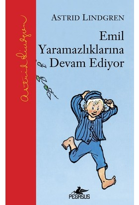 Emil Yaramazlıklarına Devam Ediyor (Ciltli)