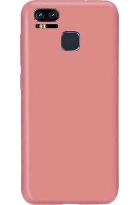 Sonmodashop Asus Zenfone 3 Zoom S ZE553KL Ultra Elastik TPU Kılıf + Cam