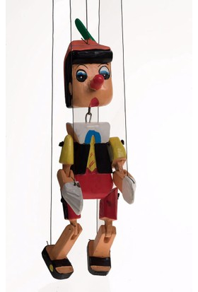 Tayfun Ahşap Pinokyo İpli Kukla