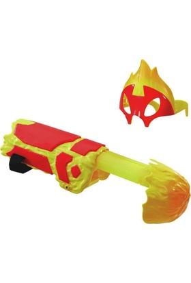 Giochi Preziosi Ben 10 Heatblast Maske ve Aksesuar Seti
