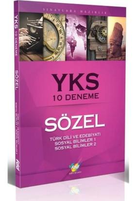 Fdd Yks Sözel 10 Deneme (Türk Dili Ve Edebiyatı-Sosyal Bilimler 1-Sosyal Bilimler 2)