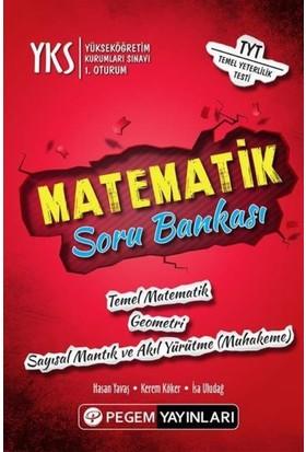 Pegem YKS Matematik Soru Bankası 1. Oturum