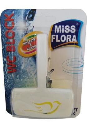 Miss Flora Parfümlü Klozet Blok