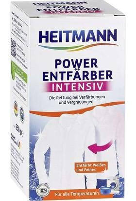 Heitmann Beyaz Çamaşırda Grilik ve Renk Çıkarıcı Deterjan Katkısı
