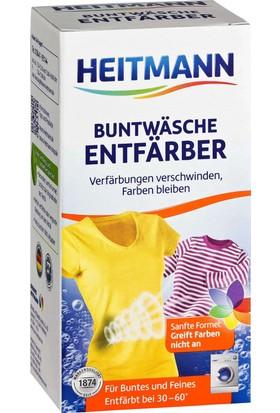 Heitmann Renkli Çamaşırda Lokal Boya Leke Sökücü Deterjan Katkısı