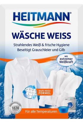 Heitmann Beyaz Çamaşırlarda Sararmayı Grileşmeyi Gideren Özel Beyazlatma Tozu